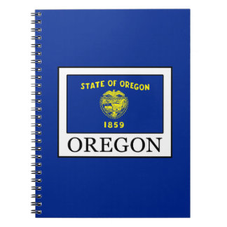 Oregon Notebook
