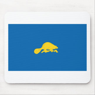 Oregon  Official State Flag Reverse Mouse Pad