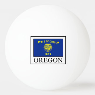 Oregon Ping Pong Ball