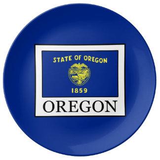 Oregon Plate