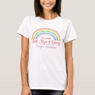 Oregon Rainbow shirt
