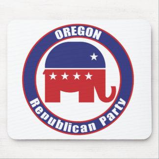 Oregon Republican Party Mouse Pads