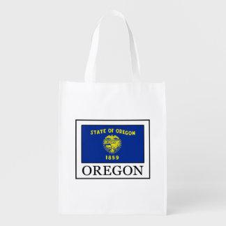Oregon Reusable Grocery Bag