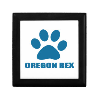 OREGON REX CAT DESIGNS GIFT BOX