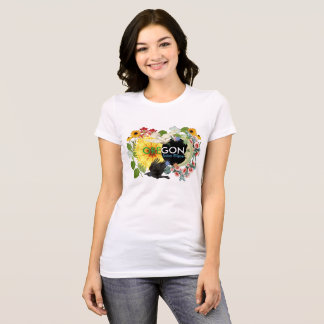 Oregon Solar Eclipse Women's TShirt