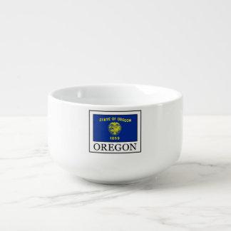 Oregon Soup Bowl With Handle