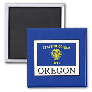 Oregon Square Magnet