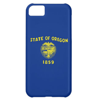 Oregon State Flag iPhone 5C Cover
