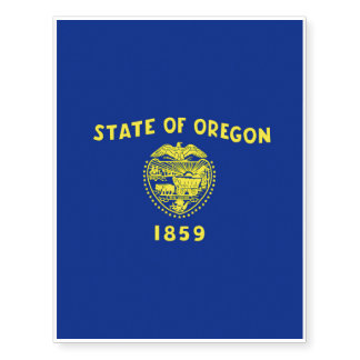 Oregon State Flag Design