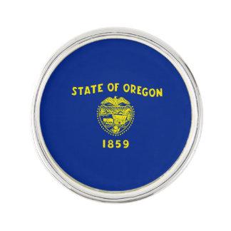 Oregon State Flag Design Decor Lapel Pin