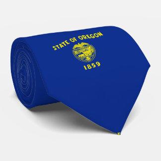 Oregon State Flag Design Tie