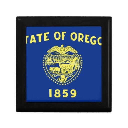 Oregon State Flag Gift Boxes
