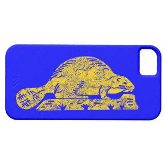 Oregon State Flag Grunge Beaver Salem Love iPhone 5 Case
