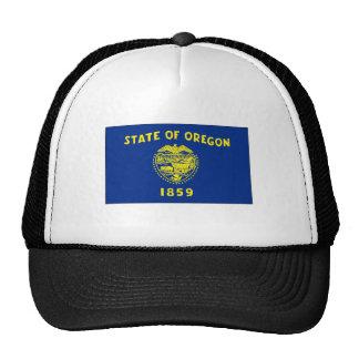 Oregon State Flag Mesh Hats