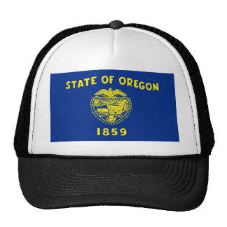 Oregon State Flag Trucker Hats
