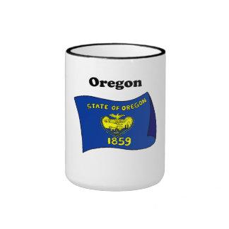 Oregon State Flag Mug
