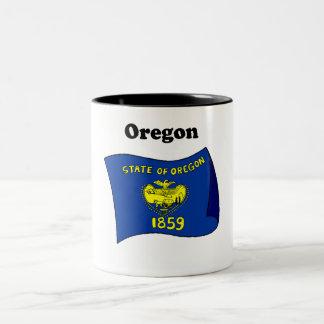 Oregon State Flag Coffee Mug