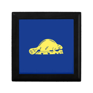 Oregon State Flag (reverse) Gift Boxes
