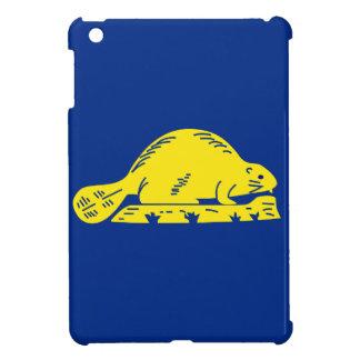 Oregon State Flag (reverse) iPad Mini Covers