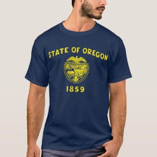 Oregon State Flag T-Shirt