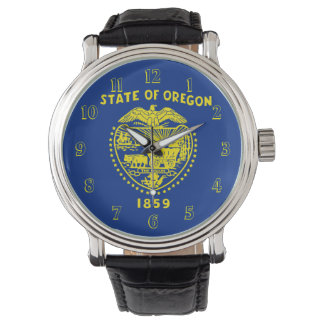 Oregon State Flag Watches