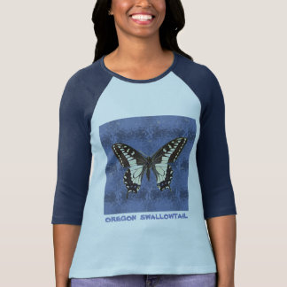 Oregon Swallowtail Butterfly T-Shirt