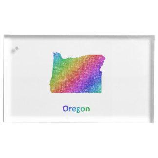 Oregon Table Number Holder