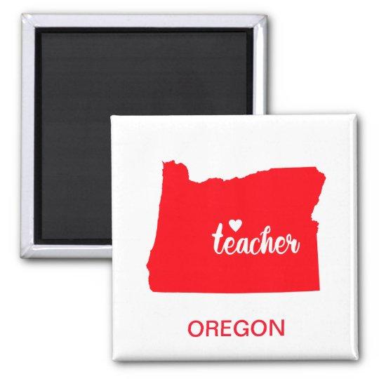 Oregon Teacher Magnet