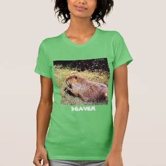 Oregon The Beaver State T-Shirt