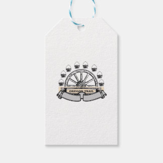 oregon trail dutch oven arch gift tags
