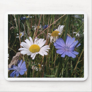 Oregon Wildflowers Mouse Pad