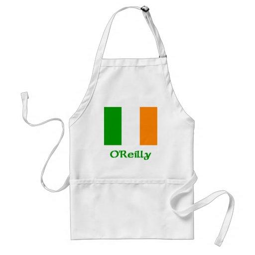 O'Reilly Irish Flag Apron