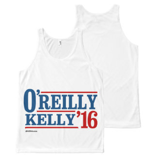 O'Reilly Kelly 2016 All-Over Print Singlet