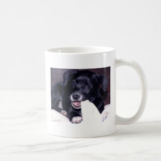 oreo puppy coffee mug