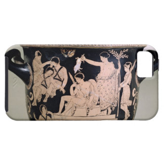 Orestes as a Suppliant at the Shrine of Apollo in iPhone 5 Cover