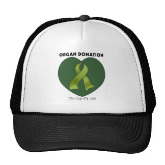 Organ Donation: The Gift Of Life Mesh Hats