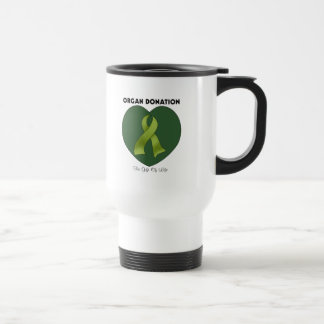 Organ Donation: The Gift Of Life Coffee Mugs