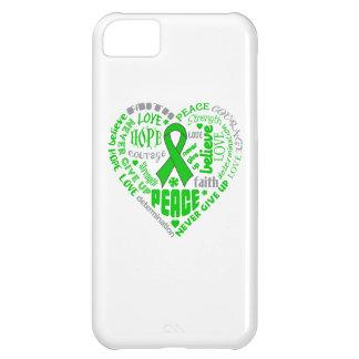 Organ Donor Awareness Heart Words iPhone 5C Case