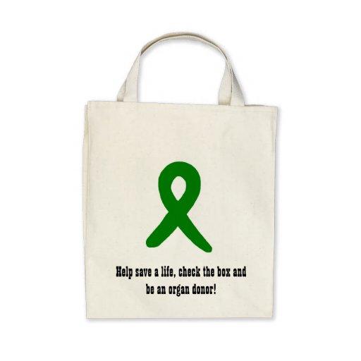 Organ donor bag