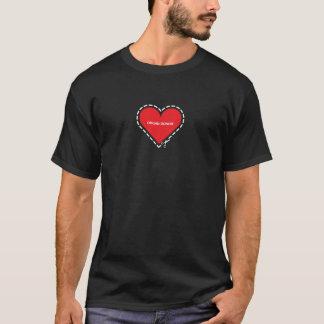 Organ Donor Basic Dark T-shirt