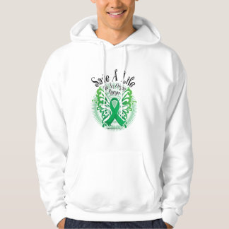 Organ Donor Butterfly 3 Hoodie