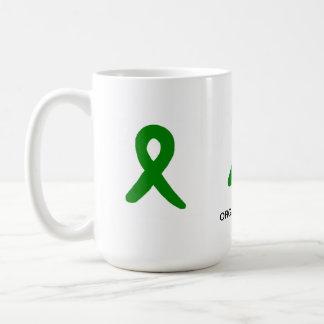 Organ donor cup