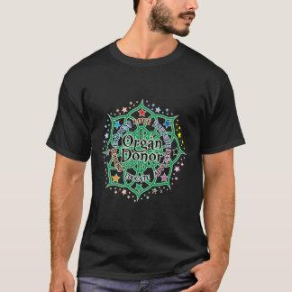 Organ Donor Lotus T-Shirt