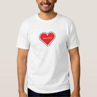 Organ Donor Micro-Fiber Singlet Tee Shirt