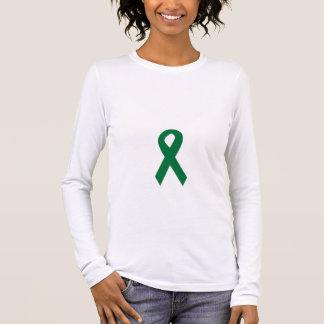Organ Donor Ribbon Long Sleeve T-Shirt