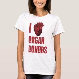 Organ Donors T-Shirt