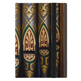 Organ iPad mini - colourful pipes iPad Mini Covers