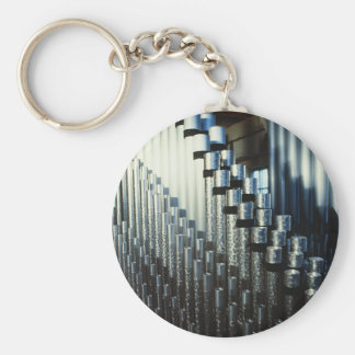 Organ Key Ring