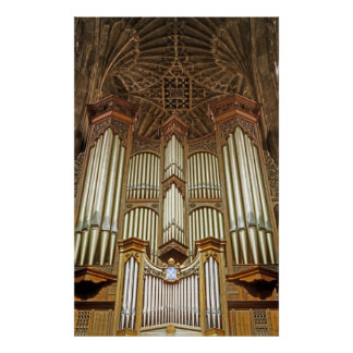 Organ Pipes (1) Poster