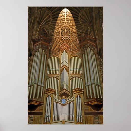 Organ Pipes (2) Poster